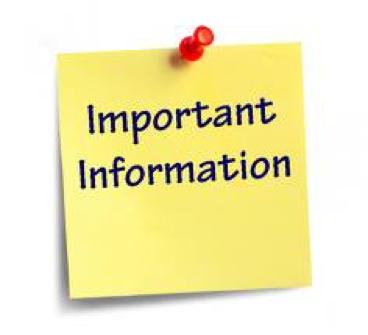 Important Client Information Pre 30 June 2015