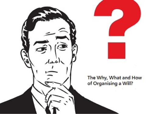 What is a Will and Why do I need one?