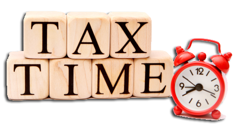 It's Tax Time Again…